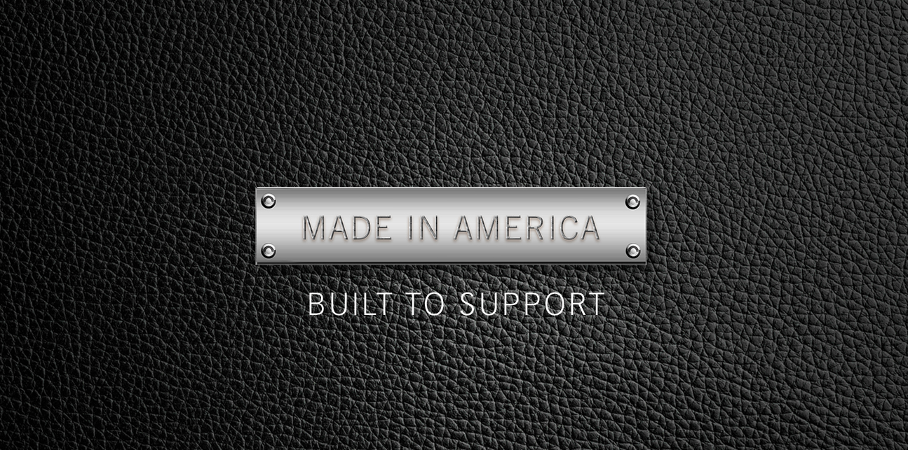 Built to Support