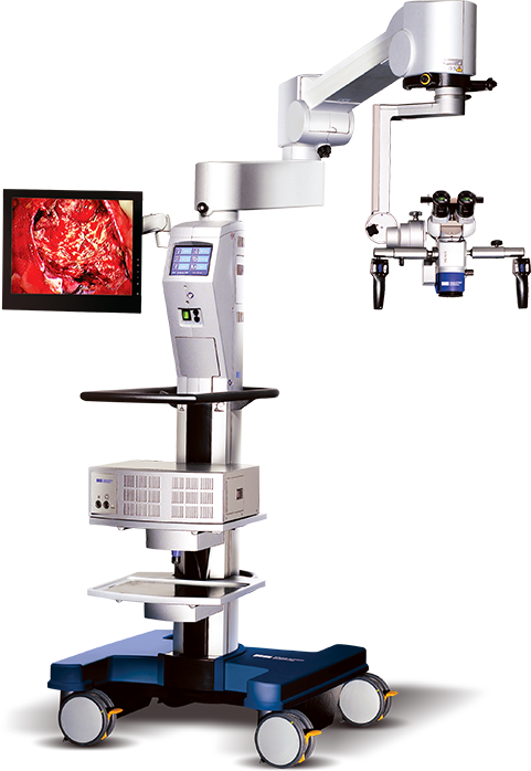 Advancing operations with ENT microscopes.